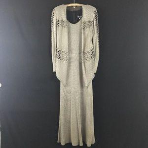 Onyx Night Blouse/Dress Size 8